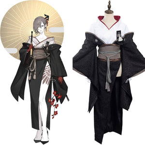 NieR Re[in]carnation Halloween Carnival Suit Assassin  Cosplay Costume