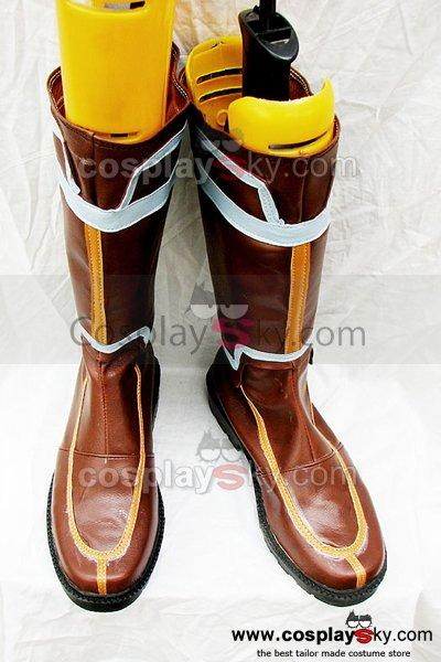 Chinese Paladin 4 Murong Ziying Cosplay Boots