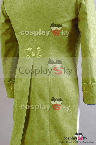Cinderella 2015 Film Prince Charming Attire Outfit Cosplay Costume