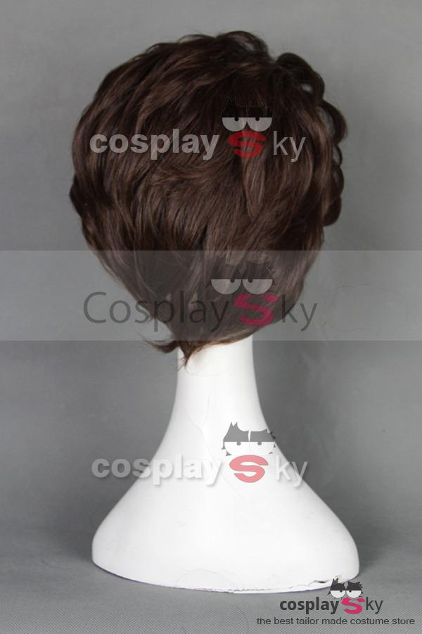 Cinderella 2015 Film Prince Kit  Cosplay Wig