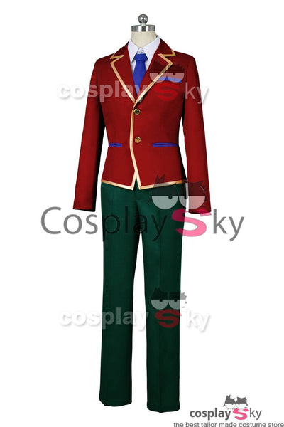 Classroom of the Elite Kiyotaka Ayanok?ji Uniform Cosplay Costume