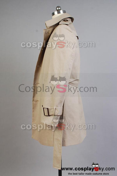 Constantine John Constantine Cotton Twill Trench Coat Costume