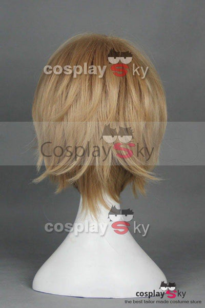 Cute High Earth Defense Club Love! En Yufuin Cosplay Wig