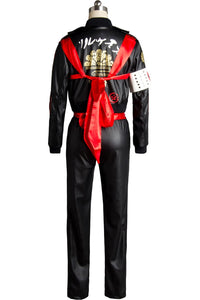 DC Suicide Squad Katana Outfit Cosplay Costume