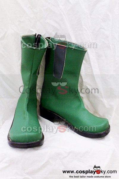Digimon Daimon Masaru Cosplay Boots Shoes Custom Made