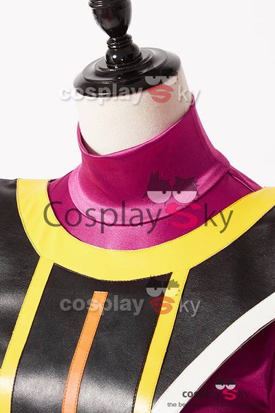 Dragonball Attendant of God of Destruction Whis Outfit Cosplay Costume