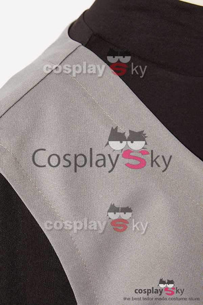 Dragonball Super Son Goku Black Outfit Cosplay Costume