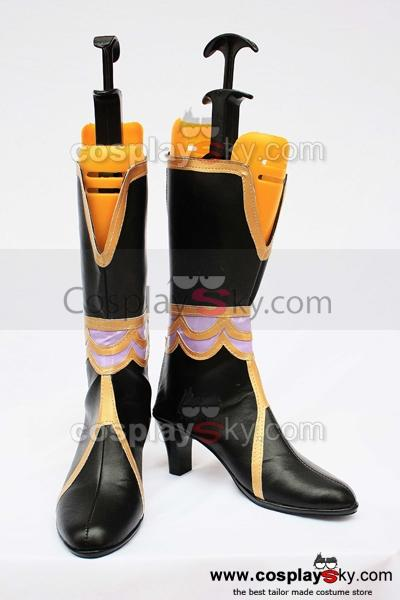 Dynasty Warriors Zhen Ji Lady Zhen Cosplay Boots
