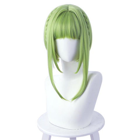 Toilet-Bound Hanako-kun Light Green Wig Sakura Nanamine Cosplay Wig