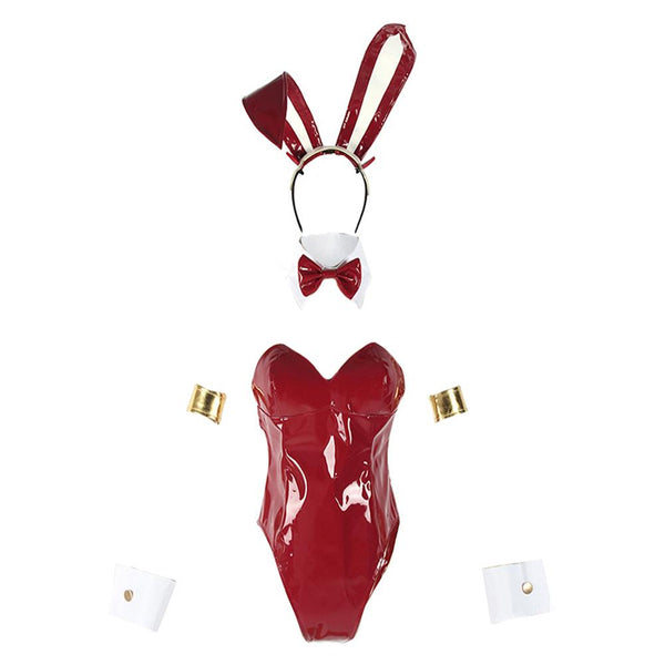DARLING in the FRANXX Anime 02 Zero Two Bunny Girl Cosplay Costume