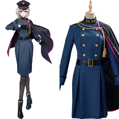 Aohitsugi Nemu Outfit Hypnosis Mic -Division Rap Battle Cosplay Costume
