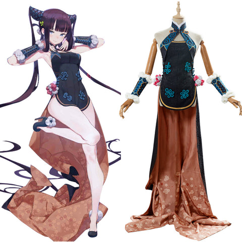 Yang Guifei Fate/Grand Order FGO Full Set Cosplay Costume