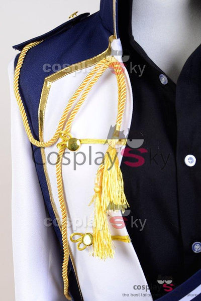 Ensemble Stars Idol Unit Knights Ritsu Sakuma Cosplay Costume