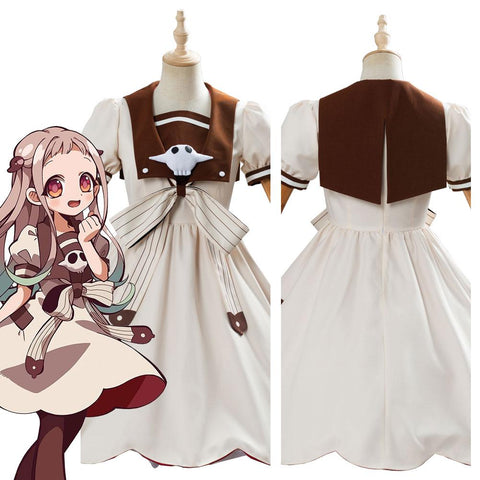 Jibaku Shounen Hanako-kun Yashiro Nene Dress Cosplay Costume