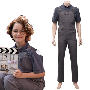 Ghostbusters: Afterlife Halloween Carnival Costume Trevor Adult Men Outfit Cosplay Costume