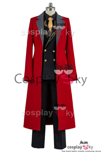 Fate Grand Order FGO Ruler Amakusa Shirou Tokisada Cosplay Costume