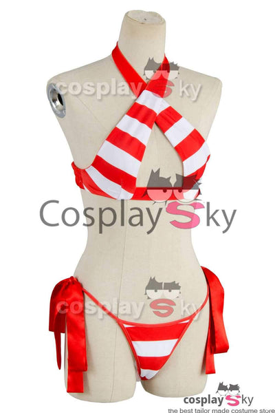 Fate Grand Order Nero Claudius Swimsuit Cosplay Costume