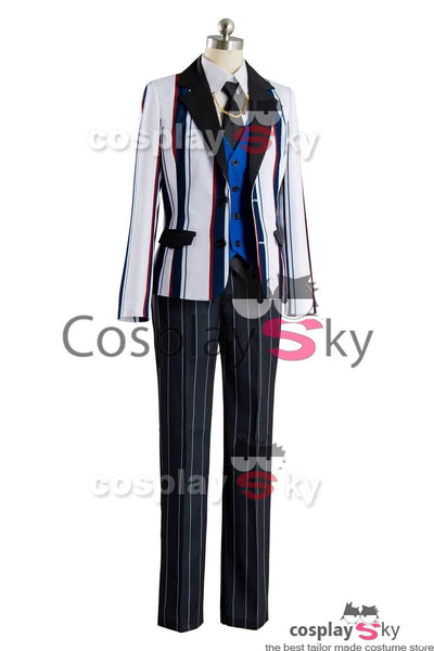 Fate Grand Order Saber Arthur Prototype Suit Outfit Cosplay Costume