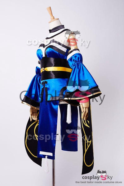 Fate/Extra CCC Caster Tamamo no mae Cosplay Costume