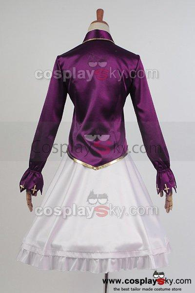Fate/stay night Illya Costume Illyasviel von Einzbern Unform Outfit Cosplay Costume