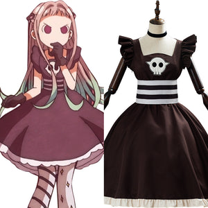 Toilet-Bound Hanako-kun Dress Outfit Nene Yashiro Cosplay Costume