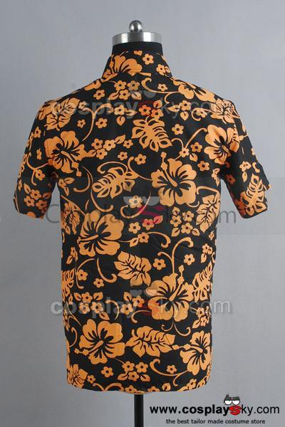 Fear and Loathing in Las Vegas Raoul Duke Shirt Costume