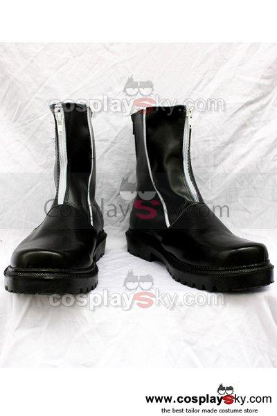 Final Fantasy 7 Cloud Cosplay Boots Custom Made