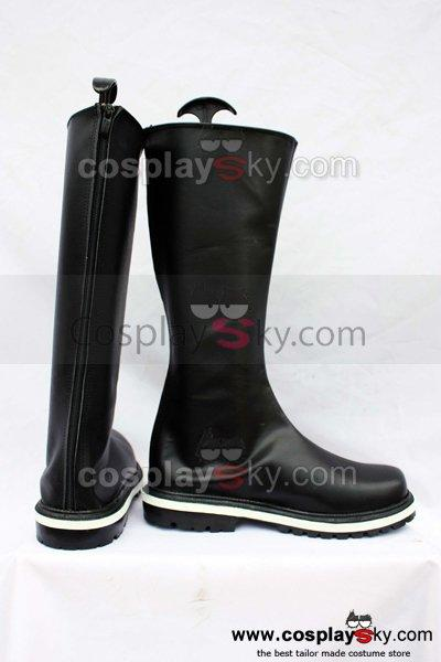 Final Fantasy 7 KADAJ Cosplay Boots Shoes