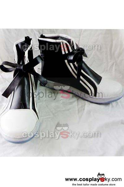 Final Fantasy VII 7 Tifa Cosplay Boots Shoes Custom Made