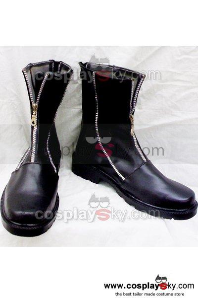 Final Fantasy Vii Cloud Cosplay Boots Shoes Custom Made