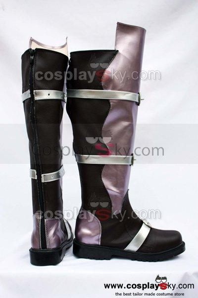 Final Fantasy XIII Lightning Cosplay Boots Shoes