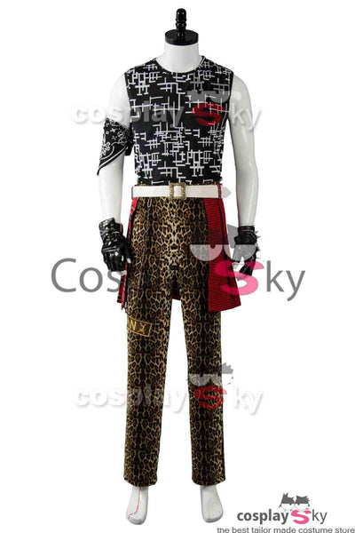 Final Fantasy XV  FF15 Prompto Argentum Outfit Cosplay Costume