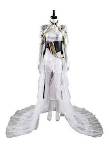 Final Fantasy XV FF 15 Luna Costume Lunafreya Nox Fleuret Dress Cosplay Costume