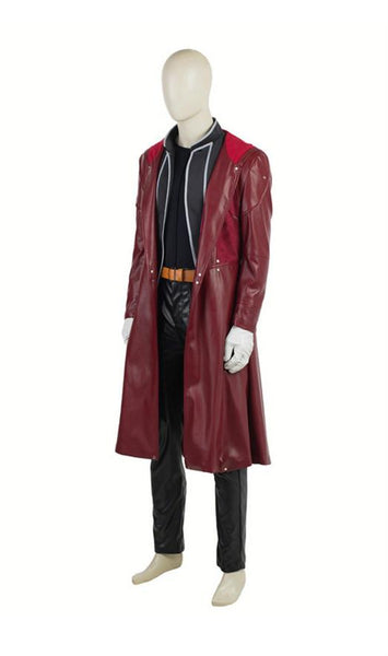 Fullmetal Alchemist 2017 The Movies Edward Outfit Cosplay Costume