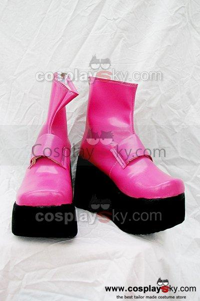 Genesis of Aquarion Evol Aquarion Mars Cosplay boots