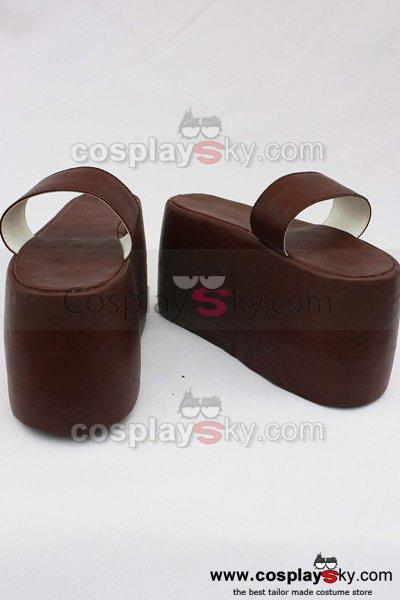 Gintama Sakata Gintoki Cosplay Shoes Boots