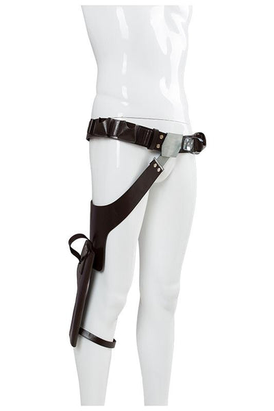 Star Wars A New Hope Han Solo Costume Belt Holster Adults