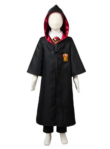 Harry Potter Gryffindor Robe Uniform Harry Potter Cosplay Costume Child Ver.