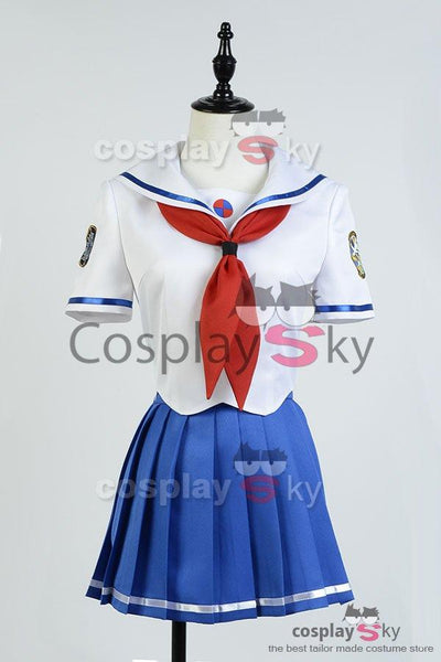 High School Fleet Akeno Misaki Uniform Cosplay Costume