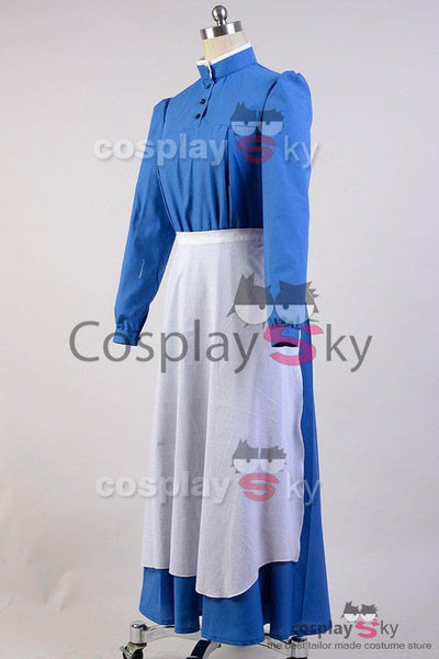 Howl's Moving Castle Sophie Dress Cosplay Costume