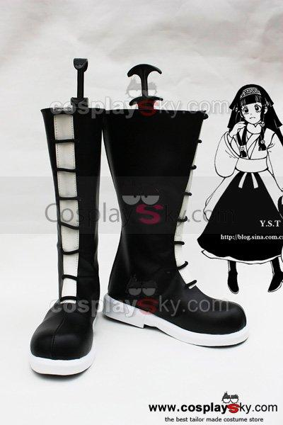 Hunter X Hunter ALLUKA ZAOLDYECK Cosplay Shoes Boots