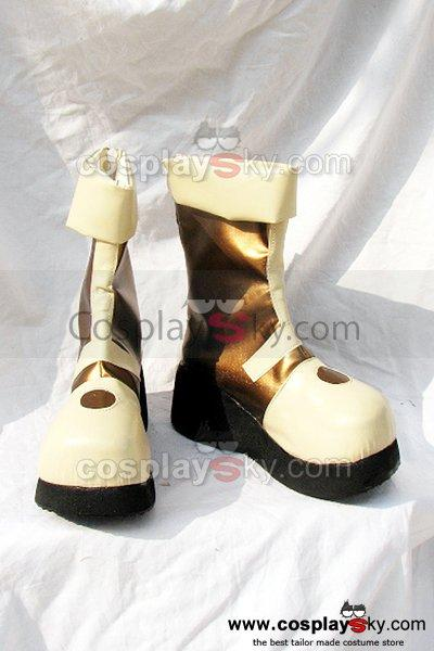 Hunter X Hunter Killua Zaoldyeck Cosplay Boots Brown