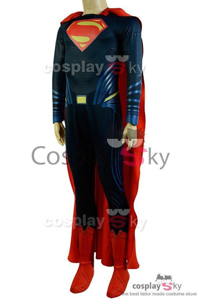 Batman v Superman:Dawn of Justice Superman Cosplay Costume Deluxe Version