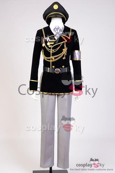 K Return of  Kings Isana Yashiro Military Uniform Cosplay Costume