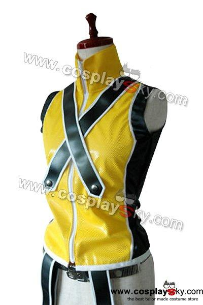 Kingdom Hearts Riku Cosplay Costume