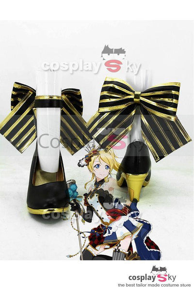 Love Live! SR Eli Ayase Maid Cosplay Shoes