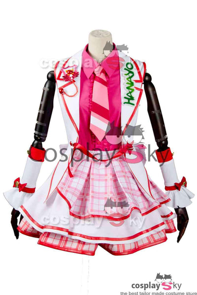 Love Live! Hanayo Koizumi After School Activity Dress Cosplay Costume