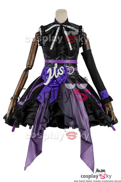 Love Live Lovelive Initial D School Idol Stage Nozomi Tojo Dress Cosplay Costume