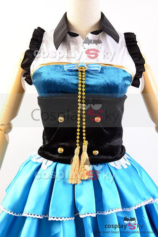 LoveLive! UR Cards Eli Ayase Job Ver. (Part 2) Cosplay Costume