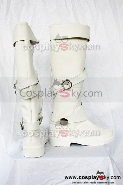 Machi Online Machi Cosplay Boots Custom Made